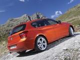 Photos of BMW 120d xDrive 5-door Sport Line (F20) 2012