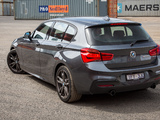 Photos of BMW M140i 5-door AU-spec (F20) 2016