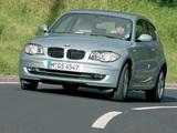 Pictures of BMW 120i 3-door (E81) 2007–11