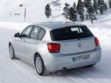 Pictures of BMW 120d xDrive 5-door Sport Line (F20) 2012