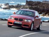 BMW 135i Coupe (E82) 2008–10 wallpapers