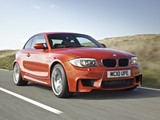 BMW 1 Series M Coupe UK-spec (E82) 2011 wallpapers