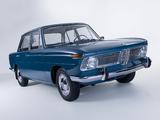 BMW 1500 (E115) 1962–64 photos