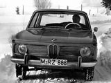 Images of BMW 1500 (E115) 1962–64