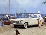 Pictures of BMW 1500 (E115) 1962–64