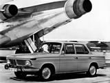 BMW 1800 TI (E118) 1964–66 images