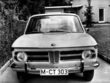 BMW 1800 1964–71 photos