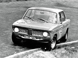 Photos of BMW 1800Ti/SA 1964–65