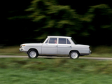 Photos of BMW 1800Ti/SA 1964–65