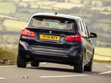 BMW 218d Active Tourer Luxury Line UK-spec (F45) 2014 photos