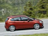 BMW 218d Active Tourer Sport Line (F45) 2014 pictures
