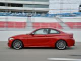BMW M235i Coupé US-spec (F22) 2014 pictures