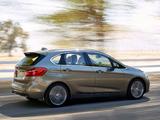 Images of BMW 225i Active Tourer Luxury Line (F45) 2014