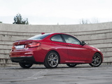 Images of BMW M235i Coupé ZA-spec (F22) 2014