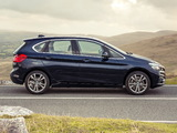 Images of BMW 218d Active Tourer Luxury Line UK-spec (F45) 2014