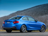 Photos of BMW M235i Coupé AU-spec (F22) 2014