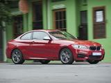 Photos of BMW M235i Coupé ZA-spec (F22) 2014