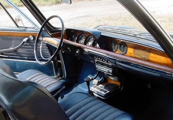 BMW 2000 /CS (E120) 1965–70 pictures