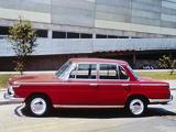 BMW 2000 (E121) 1966–72 images