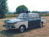 BMW 2000 Polizei (E121) 1966–72 photos