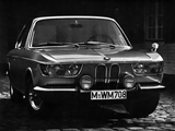 BMW 2000 C/CS (E120) 1966–70 photos