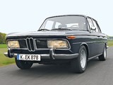 Photos of BMW 2000 tii (E121) 1968–72