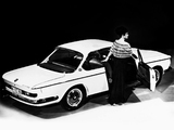 Pictures of BMW 2000 /CS (E120) 1965–70