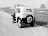 BMW 3/15 PS DA4 Limousine 1931–1932 wallpapers