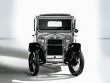 Photos of BMW 3/15 PS DA4 Limousine 1931–1932