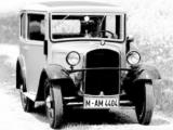 BMW 3/20 PS Limousine 1932–34 images