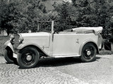 Photos of BMW 3/20 PS Tourer 1932–34