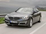 BMW 320d Gran Turismo Modern Line (F34) 2013 images