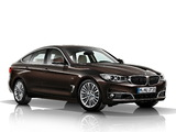 BMW 328i Gran Turismo Luxury Line (F34) 2013 pictures