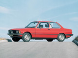 BMW 318 Coupe (E21) 1975–80 images