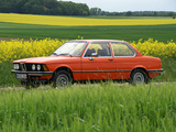 BMW 320i Coupe (E21) 1975–77 photos