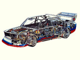 BMW 320i Turbo Group 5 (E21) 1977–79 pictures