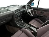 BMW 325i Cabrio UK-spec (E30) 1986–93 images