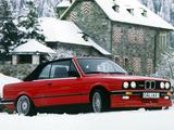 Alpina C2 2.7 Cabrio (E30) 1986–87 pictures