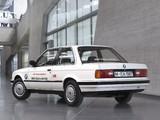 BMW 3 Series Coupe Elektro-Antrieb (E30) 1987 images