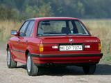 BMW 325iX Sedan (E30) 1987–91 photos