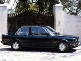 BMW 325iX Coupe (E30) 1987–91 photos