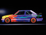 BMW M3 Gruppe A Art Car by Ken Done (E30) 1989 images