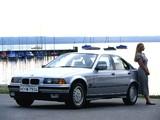 BMW 325tds Sedan (E36) 1993–98 photos