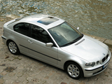 BMW 320td Compact (E46) 2001–05 images