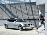 BMW 318i Sedan (E46) 2001–05 pictures