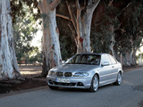 BMW 330Cd Coupe (E46) 2003–06 images