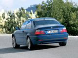 BMW 320Cd Coupe (E46) 2003–06 images