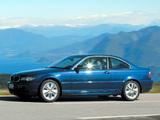BMW 320Cd Coupe (E46) 2003–06 photos