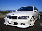 3D Design BMW 3 Series Sedan (E46) 2004–05 images