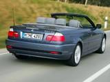 BMW 320Cd Cabrio (E46) 2004–06 photos